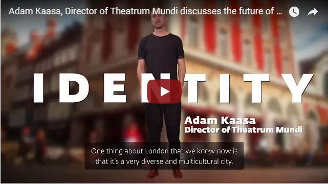 Adam Kaasa discusses the future of London's identity.