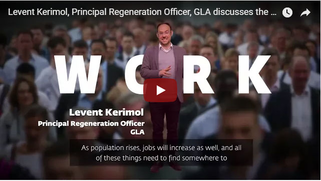 Levent Kerimol explains the future of work in London.