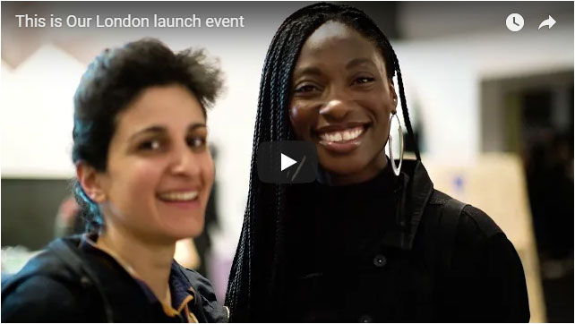 See a video of the this is our London late launch event.